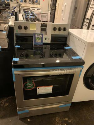 Brand new Frigidaire 5 burners electric stove for Sale in Halethorpe, MD
