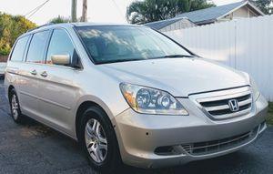 2006 Honda Odyssey Ex L Minivan for Sale in St. Petersburg, FL