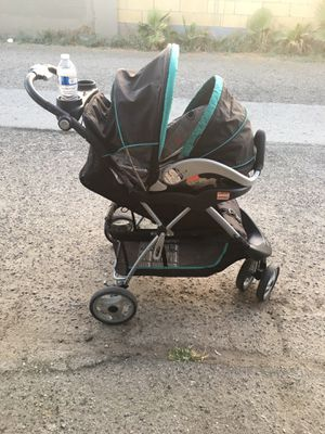 Baby trend stroller with car seat for Sale in Santa Ana, CA