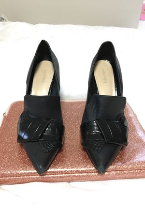 Black Nine West Heels for Sale in Riverdale Park, MD