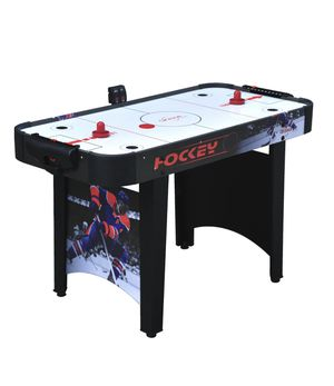 """Airzone Play 48"""" Air Hockey Table with LED Scoring for Sale in Clark, NJ"""