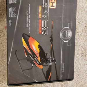 WLToys Helicopters for repair/parts for Sale in Spring Valley, CA