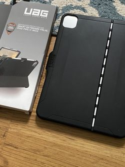 UAG iPad Pro 11-inch (2nd Gen, 2020) Case Scout Slim Tough Rugged Protective Cover w/ Apple Pencil Holder for Sale in Torrance,  CA