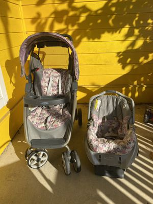 Graco stroller+car seat - $30 for Sale in Gahanna, OH