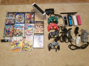 GAMECUBE /Wii set Mario Party 4, 5, 6, 7, 8, 9 +much more! for Sale in North Royalton, OH