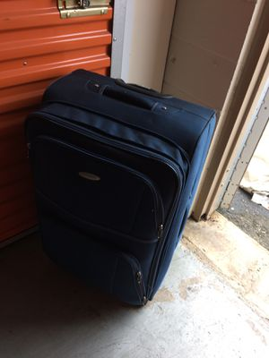 Checked size luggage for Sale in Midlothian, VA