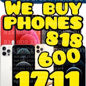 iphone 12 pro 12 pro max mini iCloud locked phone xs max x 11 pro max 11 pro new iPad wifi +cellular macbook pro 2020 new box apple watch 6 ne for Sale in Los Angeles, CA