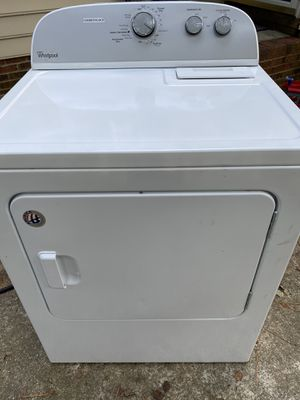 Whirlpool dryer for Sale in Raleigh, NC