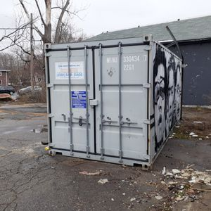 20' Container - Doors both ends for Sale in South Attleboro, MA