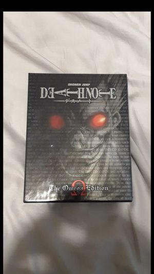 Complete Deathnote Anime Series for Sale in Manteca, CA