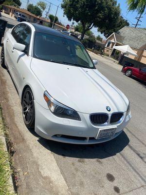 BMW 530i for Sale in Montebello, CA