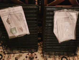 Dog Crate 24 Inch Double Door BRAND NEW for Sale in Modesto,  CA