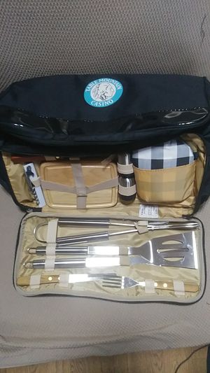 Table Mountain Casino BBQ Accessory Travel Pack Bag for Sale in Fresno, CA