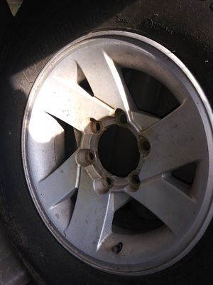 Montero sport rims sale or trade for other rims for Sale in Tampa, FL