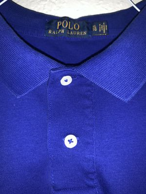 Polo Ralph Lauren blue shirt for Sale in Ontario, CA