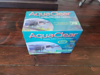 Brand New Never Used 70 Gal Aqua Clear Aquairum Filter for Sale in Lemont,  IL