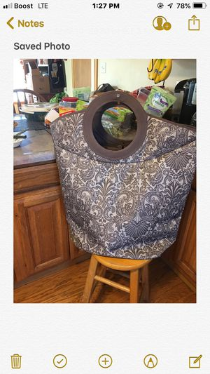 In search of huge knit tote for Sale in Staunton, VA