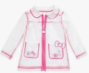 New Hello Kitty little Girl Rain Jacket for Sale in Boynton Beach, FL