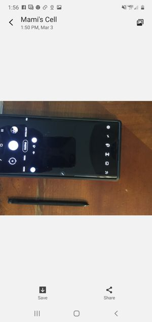 Samsung Galaxy Note 10 plus 256gb - comes with case for Sale in Land O Lakes, FL