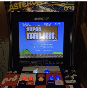 Asteroids Arcade 1up for Sale in Moreno Valley, CA