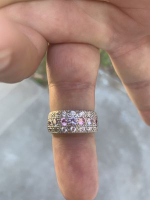 Beautiful stamped 925 ring for Sale in Omaha, NE