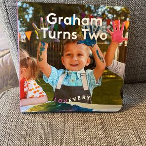 Lovevery Graham Turns Two Book *New* for Sale in Boise, ID