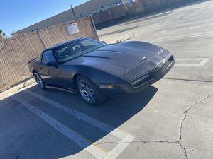 1989 corvette 5.7L for Sale in Hesperia, CA