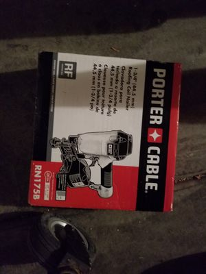 Webuy Porter Cable nail gun for Sale in North Las Vegas, NV
