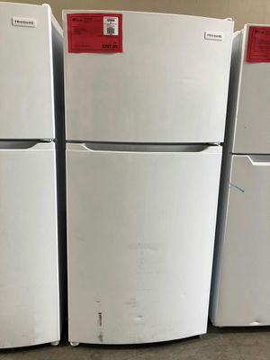 New 13.9 CuFt White Top Freezer Refrigerator Fridge 1 Year Manufacturer Warranty Included for Sale in Gilbert, AZ