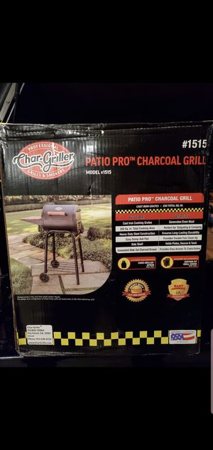 BBQ GRILL BRAND NEW IN THE BOX! for Sale in Atwater, CA