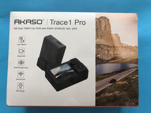 Dual lens car dash camera for Sale in Starkville, MS