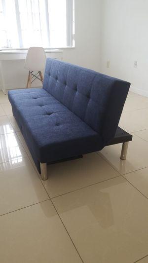 Saddie futon with storage for Sale in Surfside, FL