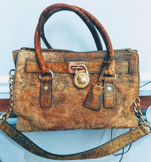 Authentic Rare Michael Kors Hamilton Bag for Sale in Imperial, MO