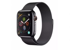 Apple Watch 44 mm Series 4 GPS + Cellular Milanese Band for Sale in Laguna Niguel, CA