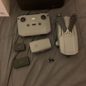 DJI mavic Air 2 Fly More Combo 4k Drone for Sale in Torrance, CA