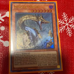 Yugioh Danger! Nessie! for Sale in Los Angeles, CA