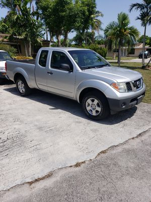 2006 Nissan Frontier for Sale in Miami, FL