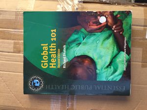 Global Health 101 (Essential Public Health) 2nd Edition for Sale in Claremont, CA