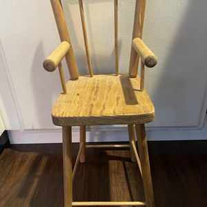 Old Doll Chair for Sale in Boring, OR