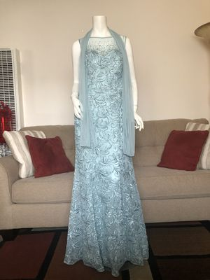 Size 10 Blue Laced Dress for Sale in San Jose, CA
