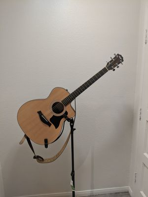 Acoustic Guitar Performance stand - K&M 14761 for Sale in Pasadena, CA