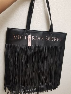 Victoria's Secret Fringe Tote Bag for Sale in Guadalupe, AZ