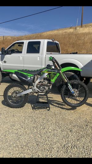 2011 Kx250F Fuel Injected for Sale in Concord, CA