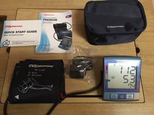 CVS Health Premium Automatic Blood Pressure Monitor for Sale in Orlando, FL