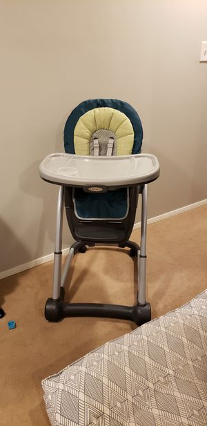 Graco Blossom 6-in1 Highchair for Sale in Bellevue, WA