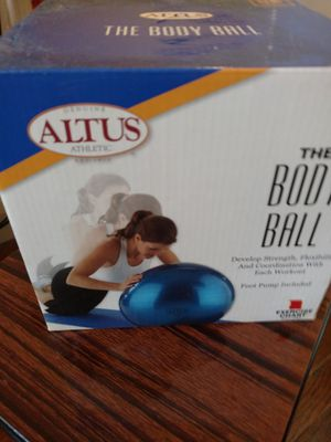 Workout or yoga balls for Sale in Quincy, MA