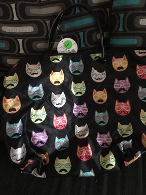 Cat tote bag for Sale in Columbus, OH