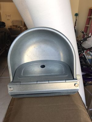 Galvanized Automatic waterers used with horses, dogs, goats, chickens, and other animals for Sale in Mesa, AZ