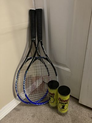 Free Tennis Racquets for Sale in Warrenville, IL