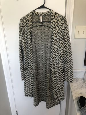 Chevron cardigan for Sale in Independence, OH